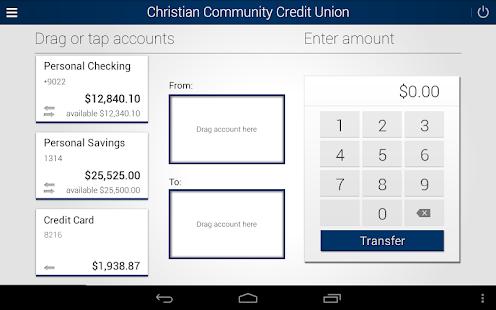 myCCCU Mobile Banking- screenshot thumbnail