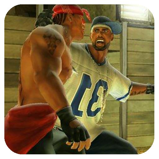 Boxing Fight Def Jam Wrestling