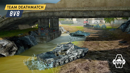 Armored Warfare: Assault screenshots 3