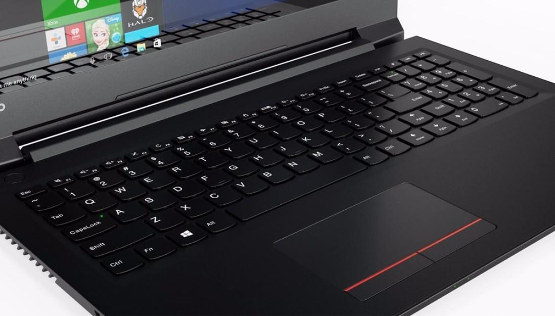 Фото2  Ноутбук Lenovo V110-15 Black (80TL0168RA)
