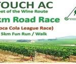 Voet of The Wine Route Race : Zevenwacht Mall