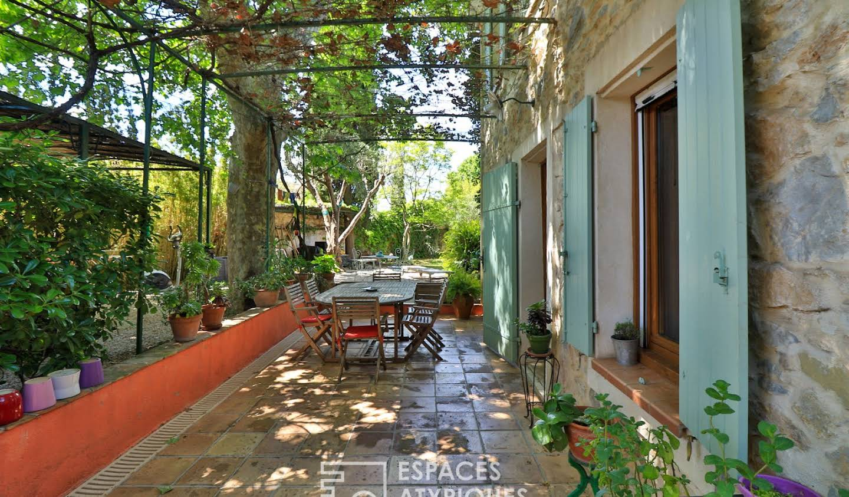 Maison avec terrasse Toulon