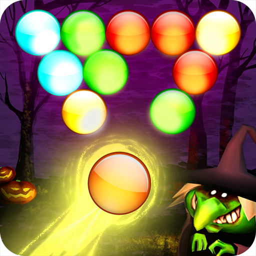 Bubble Shoot Halloween (game)
