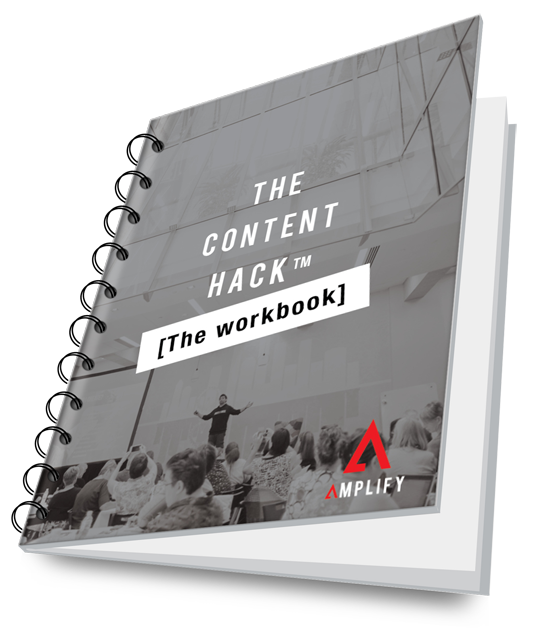 The content hack - workbook