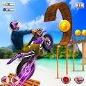 Tricky Moto Bike Trail Stunt Master icon