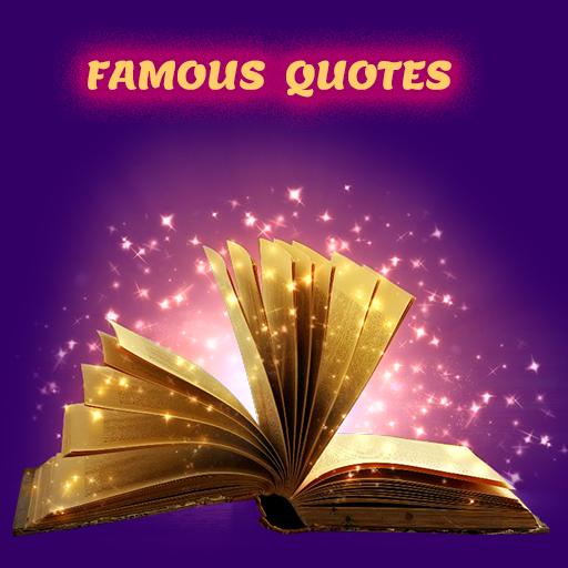 famous quotes app inspiring quotes apl di google play