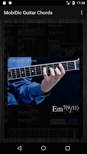 MobiDic Guitar Chords 2.6 screenshots 3
