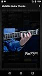 screenshot of MobiDic Guitar Chords