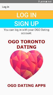 Toronto Dating Site - OGO - náhled