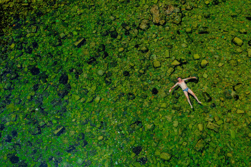 laguna verde di AdrianoPerelli