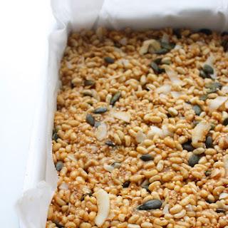 Maple Rice Krispies Recipes