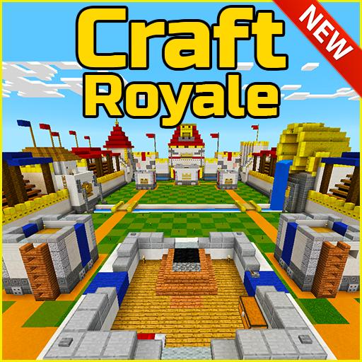Map Craft Royale MCPE ⚔
