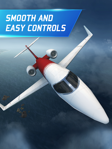 Flight Pilot Simulator 3D Free - screenshot