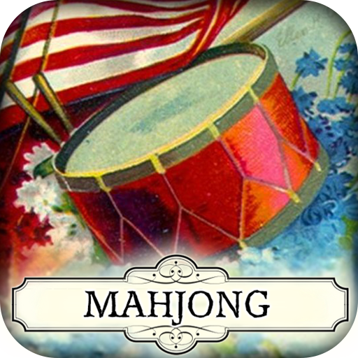 Mahjong: Independence Day 棋類遊戲 LOGO-玩APPs