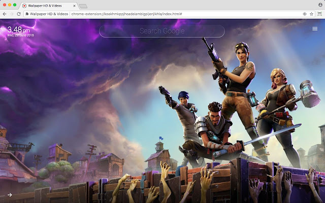 Fortnite Battle Royale Wallpapers and Videos