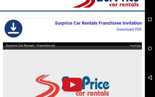 玩免費旅遊APP|下載Surprice Car Rentals app不用錢|硬是要APP