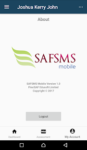 SAFSMS Mobile- screenshot thumbnail
