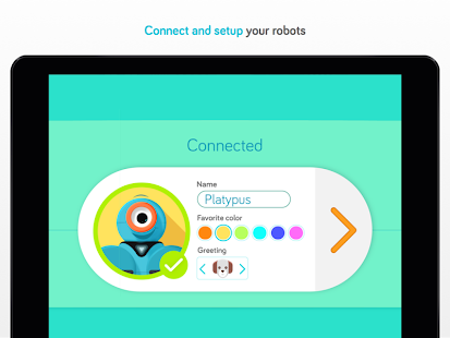 Go for Dash & Dot robots- screenshot thumbnail