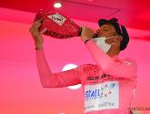 Alessandro De Marchi maakt droom waar door het roos te dragen in de Giro