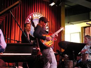 Photo: Ben Street, Kurt Rosenwinkel and Ted Poor