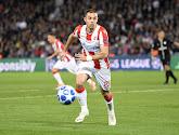 Anderlecht a un défenseur de l'Etoile Rouge de Belgrade dans son viseur : Milan Rodic
