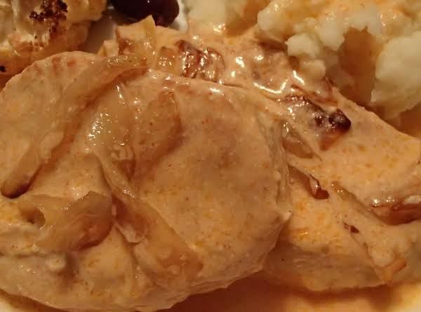 Hungarian Pork Chops Recipe