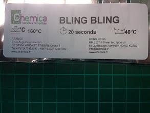 Photo: Flex BLING BLING / Teeshirtmania