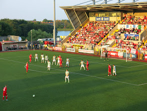 Photo: 17/07/13 v Celtic (UEFA Champions League Second Qualifying Round First Leg) 0-3 - contributed by Leon Gladwell