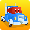 Carl the Super Truck Roadworks: Dig, Drill & Build icon