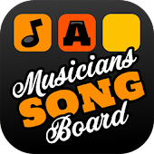 Musicians SongBoard (Scrolling Chords and Lyrics)