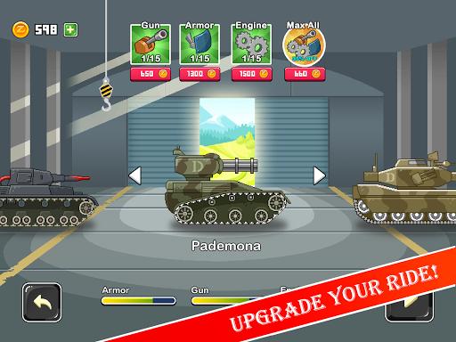 Funny Tanks 2.0 screenshots 10