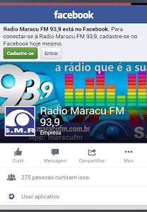 maracufm screenshot 1