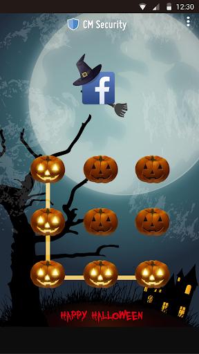Halloween AppLock Theme screenshot 8