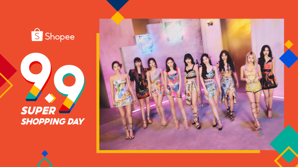 Watch Electrifying Performances from K-Pop Girl Group TWICE at Shopee's 9.9  Super Shopping Day TV Special – Manila Bulletin
