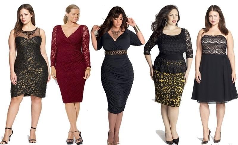 Chọn màu tối choquần áo big size