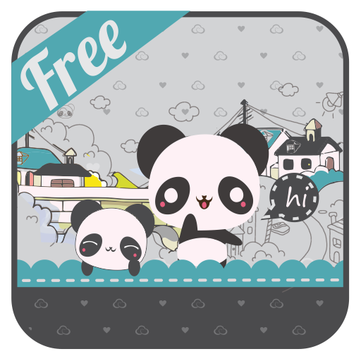 Tema Panda by SGP 通訊 App LOGO-硬是要APP