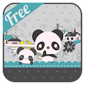 Tema Panda by SGP icon