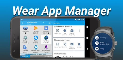 Wear App Manager - Apps on Google Play