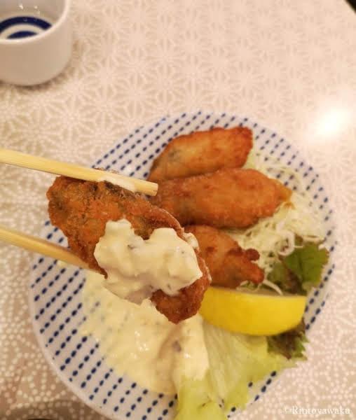ツバメヤ-食事4