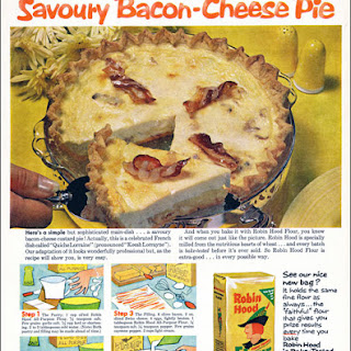 Bacon Cheese Pie