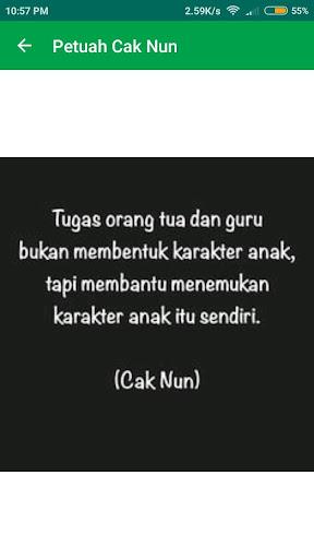Download Kata Mutiara Cak Nun Free For Android Kata Mutiara Cak Nun Apk Download Steprimo Com