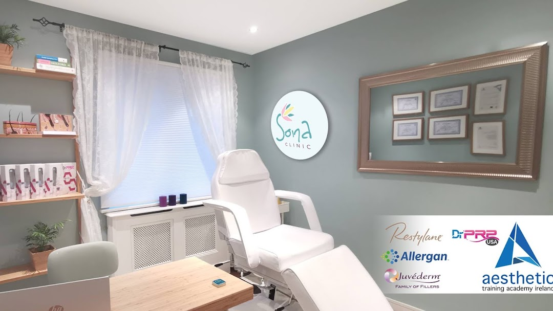 Sona Clinic - Private-own aesthetic and beauty clinic based