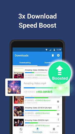 Video Downloader Pro - Download videos fast & free 1.03.05.0618 screenshots 3