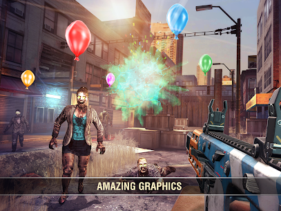 DEAD TRIGGER 2 – Zombie Survival Shooter Mod 1.7.06 Apk [Unlimited Money] 10