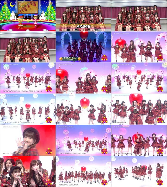 (TV-Music)(1080i) AKB48 Part – CDTV 151212