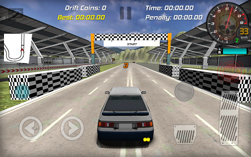 Extreme Drift Driving: Car Driving Simulator Drift 1.1 screenshots 2