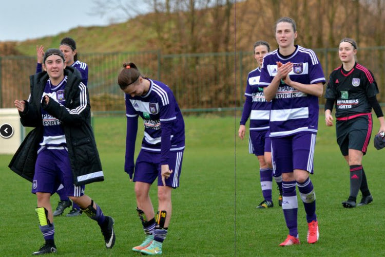 """Vrouwen Anderlecht beginnen als leider aan de play-offs: """"Dat werpt zijn vruchten af"""""""
