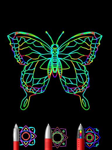 Doodle Master - Glow Art 1.0.24 screenshots 15