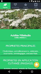 AromaGuide Huiles essentielles screenshot