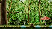 Alien Seasons game for Android screenshot